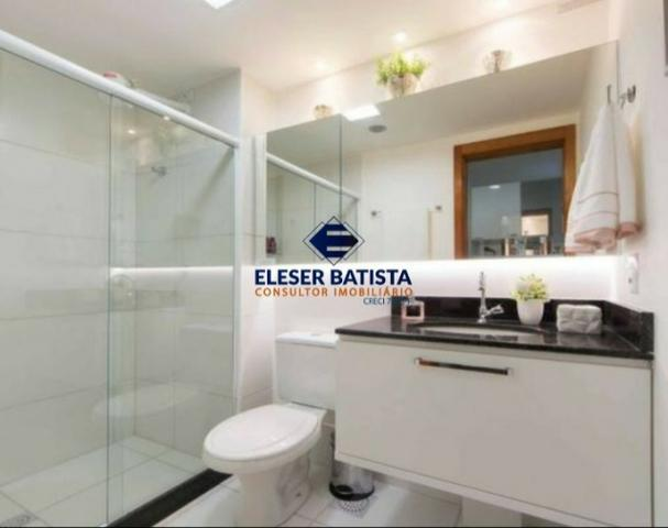 DWC - Apartamento Veredas Buritis 2 Quartos c/ suite Colinas de Laranjeiras - ES - Foto 2