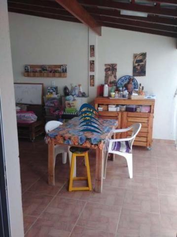 Casa de condomínio à venda com 3 dormitórios em Stella maris, Salvador cod:NL1053G - Foto 8