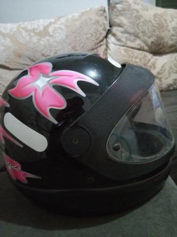 Vendo capacete San marino tamanho 56 - Foto 5