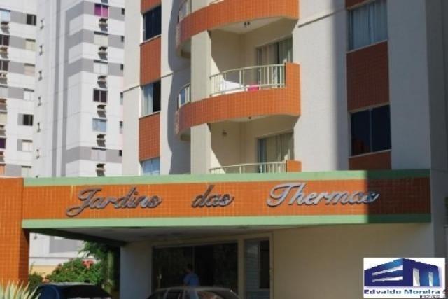 Apartamento 1 quarto para temporada em caldas novas, jardins das thermas, 1 dormitório, 1 - Foto 17