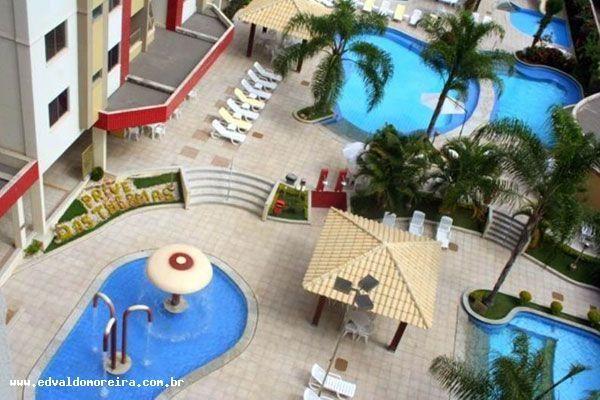 Apartamento 2 quartos para temporada em caldas novas, prive das thermas i, 2 dormitórios, - Foto 6