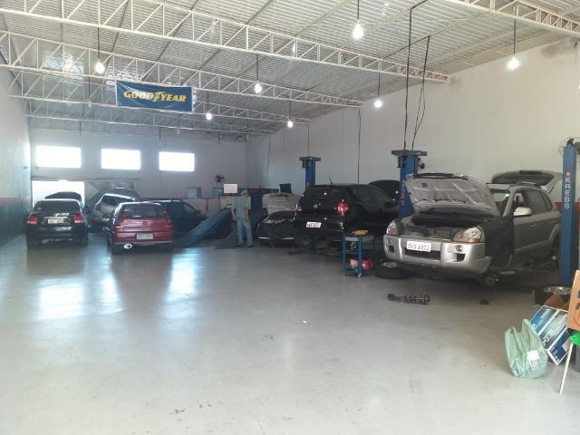 Contrato mecânico de auto