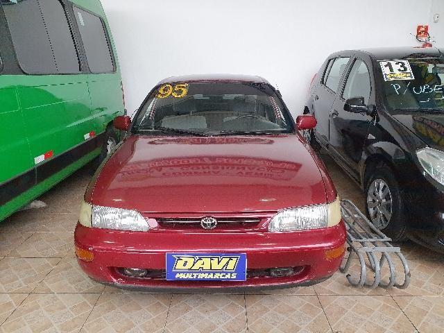 Toyota Corolla Corolla Sedan DX 1.6 16V