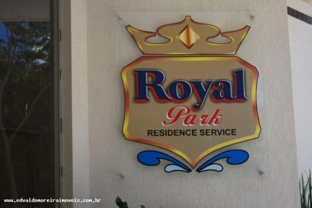Apartamento 3 quartos para temporada em caldas novas, royal park, 3 dormitórios, 1 suíte, - Foto 3