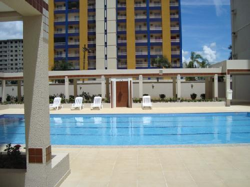 Apartamento 3 quartos para temporada em caldas novas, promenade, 3 dormitórios, 1 suíte, 1 - Foto 15