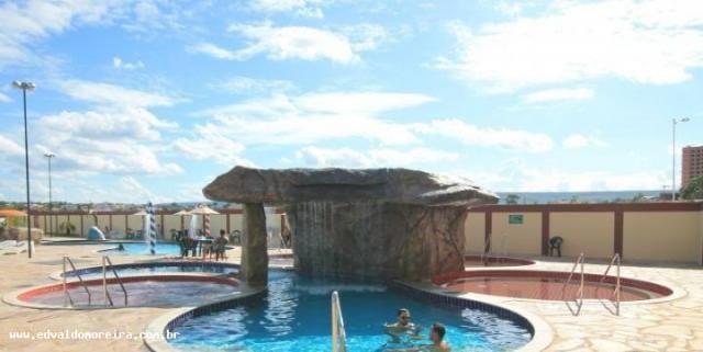 Apartamento 3 quartos para temporada em caldas novas, golden dolphin supreme, 3 dormitório - Foto 16