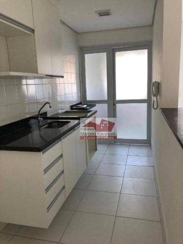 Apartamento novo !!! otimo condominio e boa localização!!! - Foto 4