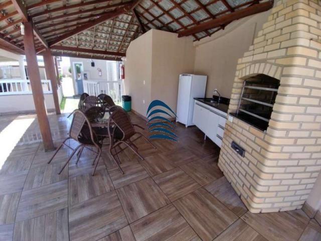 Casa de condomínio à venda com 3 dormitórios em Stella maris, Salvador cod:NL1053G - Foto 13