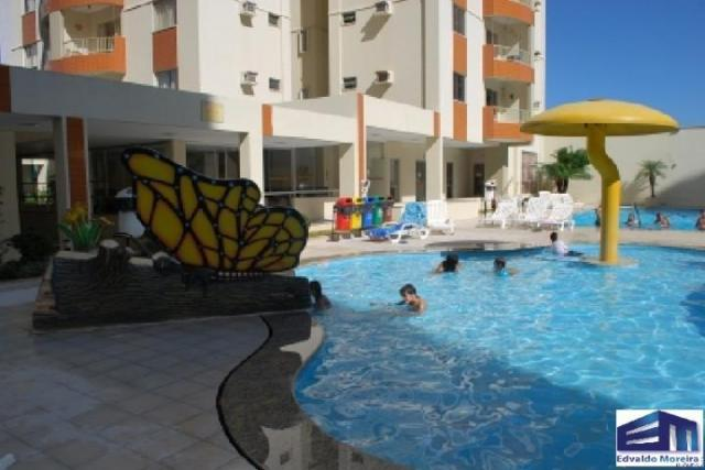 Apartamento 1 quarto para temporada em caldas novas, jardins das thermas, 1 dormitório, 1 - Foto 7