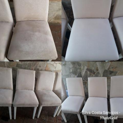 Ipermeabilização de cadeiras - Foto 2