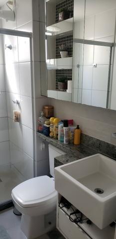 2 quartos c/ suíte montado e decorado - Colinas de Laranjeiras - Foto 7