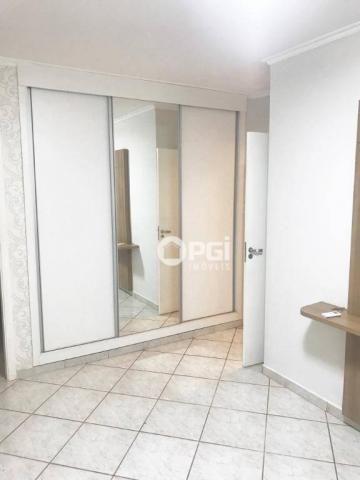 Apartamento com 3 dormitórios para alugar, 155 m² por r$ 1.200/mês - centro - ribeirão pre - Foto 19