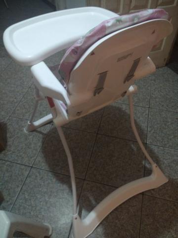 Cadeira de alimentar bebê