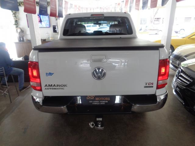 VOLKSWAGEN AMAROK 2015/2016 2.0 HIGHLINE 4X4 CD 16V TURBO INTERCOOLER DIESEL 4P AUTOMÁTIC - Foto 4