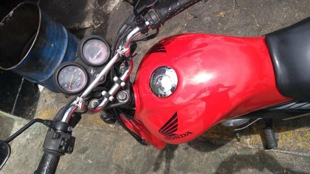 Fan 125 2012 + 2.000 Reais para trocar em moto mais nova. - Foto 6