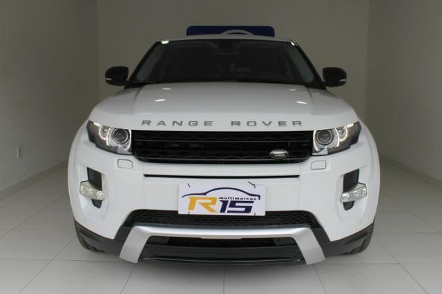 Land Rover Range Rover Evoque 2.0 Si4 4WD Dynamic Tech 2013-Impecável - Foto 10