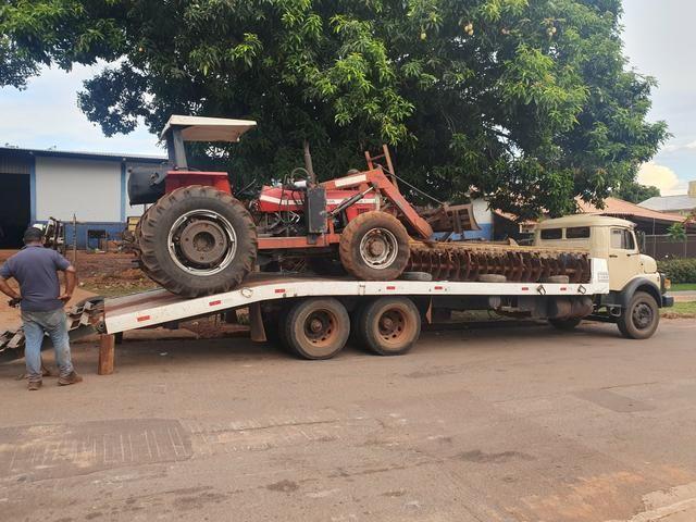 Frete com caminhão prancha - Foto 2