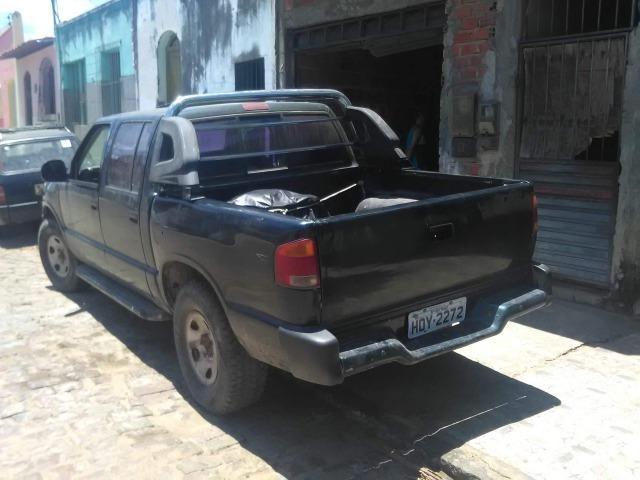 GM Chevrolet S10 Cabine Dupla 2.2 Gasolina/Gás - Foto 4