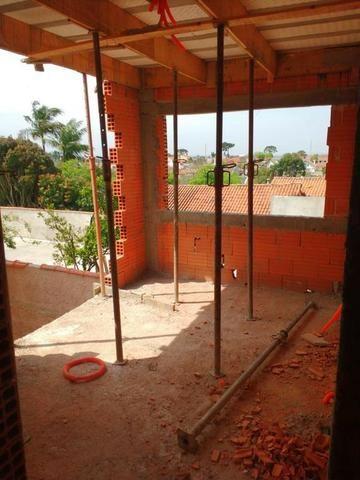 F-SO0446 Sobrado com 3 dormitórios à venda, 131 m² por R$ 690.000 - Uberaba - Foto 11