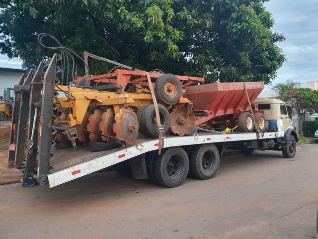 Frete com caminhão prancha - Foto 4