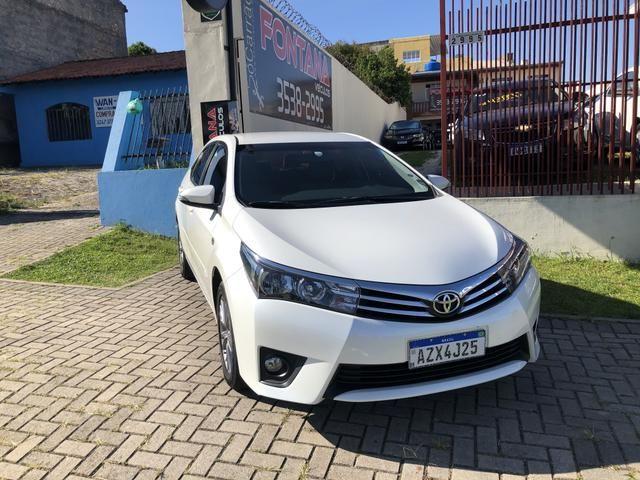 Toyota Corolla XEi 2.0 2015/2016 Placa A Único Dono Top de Linha IPVA 2020 PAGO - Foto 4