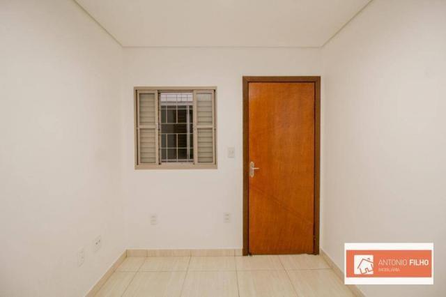 Casa com 2 dormitórios para alugar por R$ 1.600/mês - Setor Habitacional Arniqueiras - Águ - Foto 20