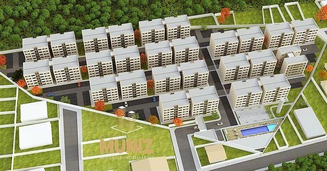 RS Apartamento, Candeias, Jaboatão, 2 quartos com Suíte, Varanda, Entrada Facilitada - Foto 6