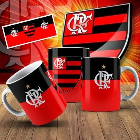 Canecas do Flamengo com Seu nome! - Foto 2