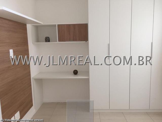 (Cod.:086 - Jacarecanga) - Mobiliado - Vendo Apartamento com 80m² e 2 Vagas - Foto 3