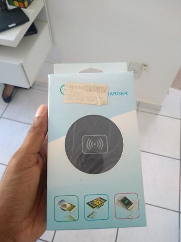 Carregador wireless para celular - Foto 4
