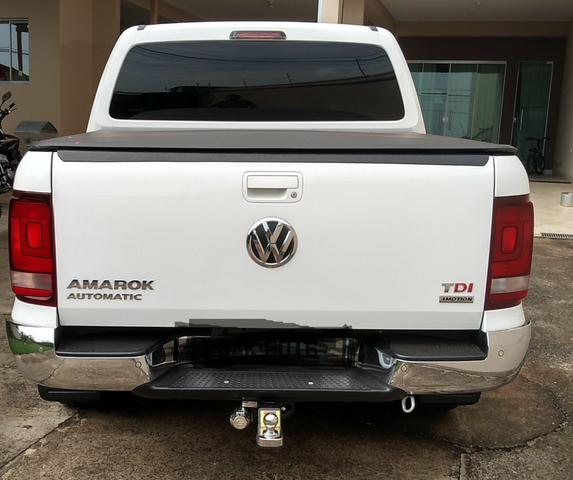 Amarok diesel 4x4 2016 highline ULTIMATE ( km baixíssimo) - Foto 3