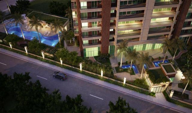 Campobelo, Apartamento no Cocó com 220mts, cozinha e varanda gourmet - Foto 10