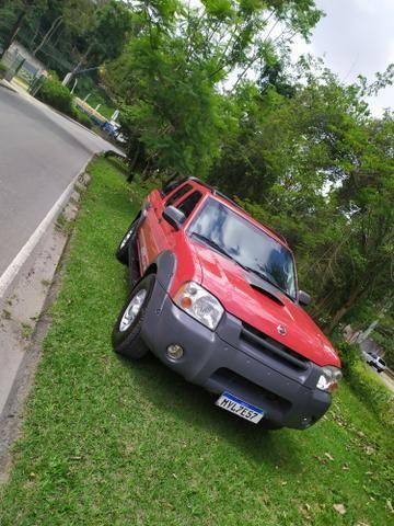 Frontier 2.8 Turbo diesel intercooler 4x4 reduzida - Foto 4