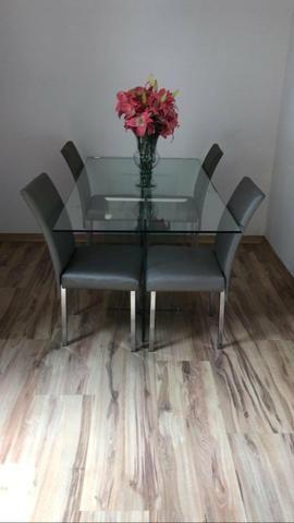 Conjunto 4 Cadeiras Muller - Foto 3
