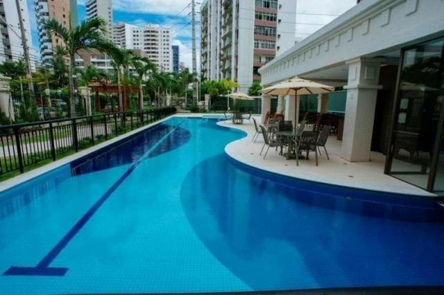 Campobelo, Apartamento no Cocó com 220mts, cozinha e varanda gourmet - Foto 3
