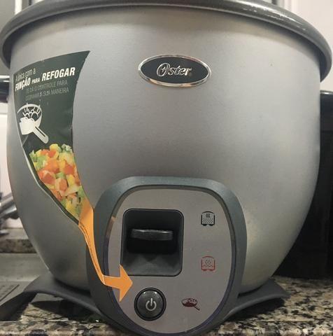 Panela eletrica de arroz oster