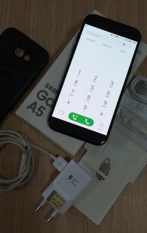 Vendo celular Samsung Galaxy A5 Semi Novo - Foto 3
