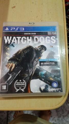 Watchdogs novo para ps3