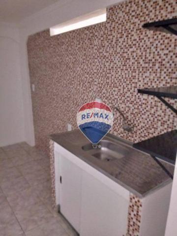 Casa com 2 dormitórios para alugar, 55 m² por R$ 780,00/mês - Cidade 2000 - Fortaleza/CE - Foto 13