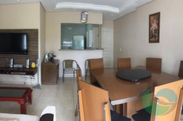 Apartamento com 3 dormitórios à venda, 80 m² por R$ 400.000,00 - Jardim das Conchas - Guar - Foto 2