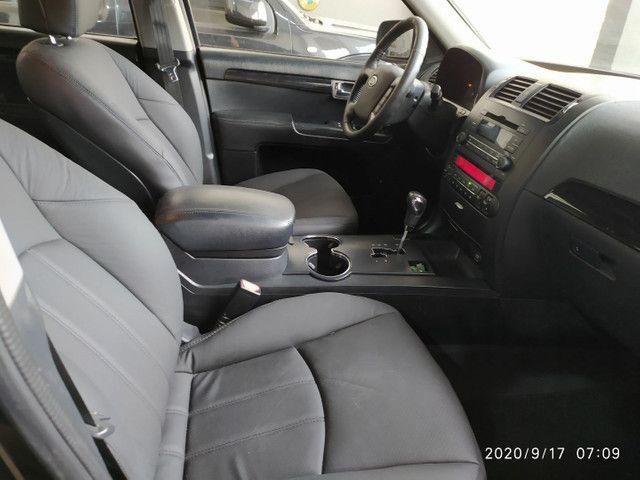 Kia monhave Ex 3.0 6c diesel 4x4 automático completa com teto troco financio - Foto 5