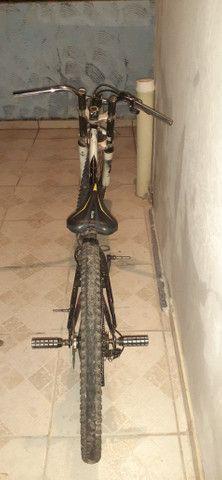 Vendo bicicleta rebaixada 400 - Foto 6
