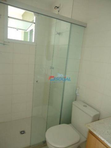 Apartamento com 3 dormitórios, 125 m² - venda por R$ 600.000,00 ou aluguel por R$ 2.800,00 - Foto 14