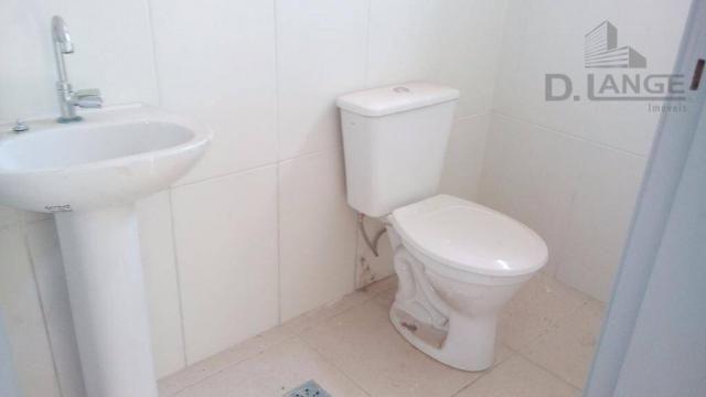 Barracão para alugar, 220 m² por R$ 3.000,00/mês - Parque Via Norte - Campinas/SP - Foto 14