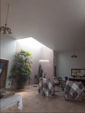 Casa com 4 dormitórios à venda, - Jardim Recreio - Ribeirão Preto/SP - Foto 2