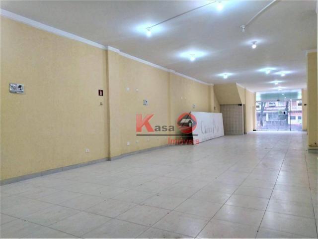 Loja para alugar, 300 m² por R$ 10.000/mês - Vila Belmiro - Santos/SP - Foto 2