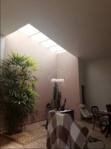 Casa com 4 dormitórios à venda, - Jardim Recreio - Ribeirão Preto/SP - Foto 3