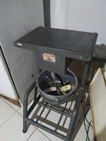 Equipamentos para fabricação de salgados