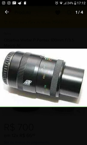 Câmera Sony A200 Profissional semi nova Desapego=Oportunidade - Foto 3