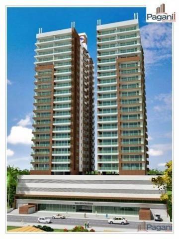 Apartamento com 3 dormitórios à venda, 126 m² por R$ 817.000,00 - Centro - Palhoça/SC - Foto 18